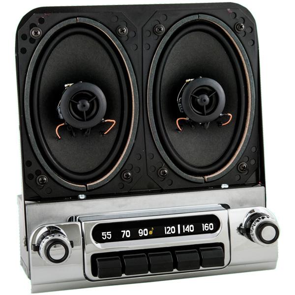 1953  Speakers With Bluetooth Oe Replica  152314b