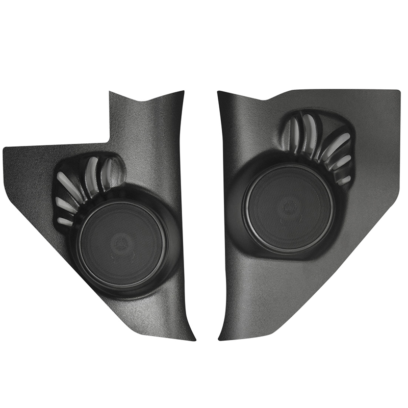 Chevy Bel Air Kick Panel Speakers on 1970 Buick Lesabre