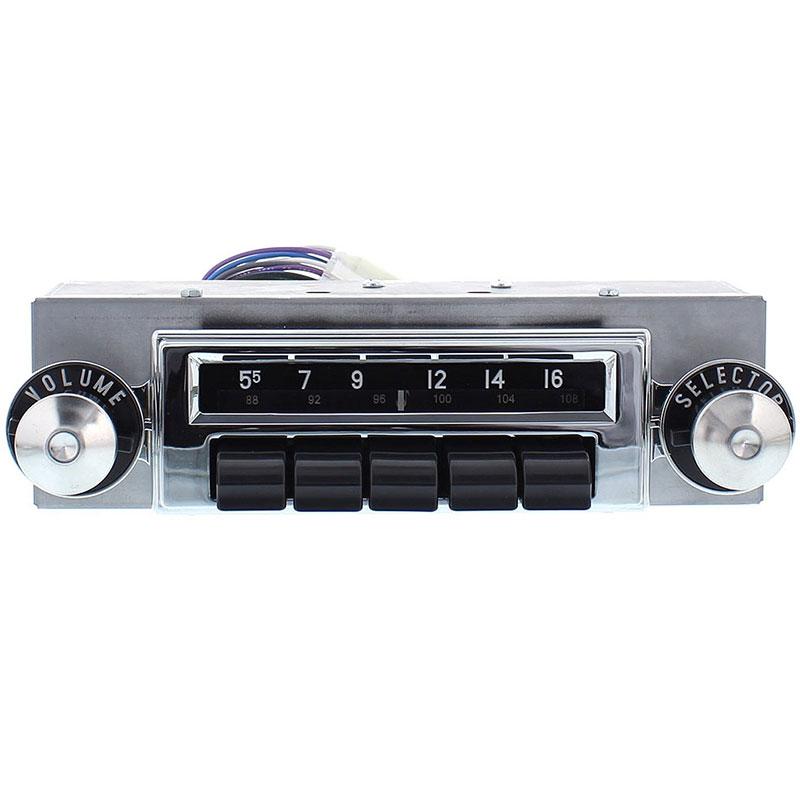 1955 Chevy Radio OE Replica With Bluetooth: 283302B