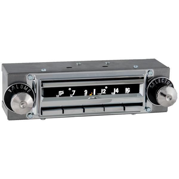 1956 Chevy Wonderbar Radio Oe Replica With Bluetooth  323501b
