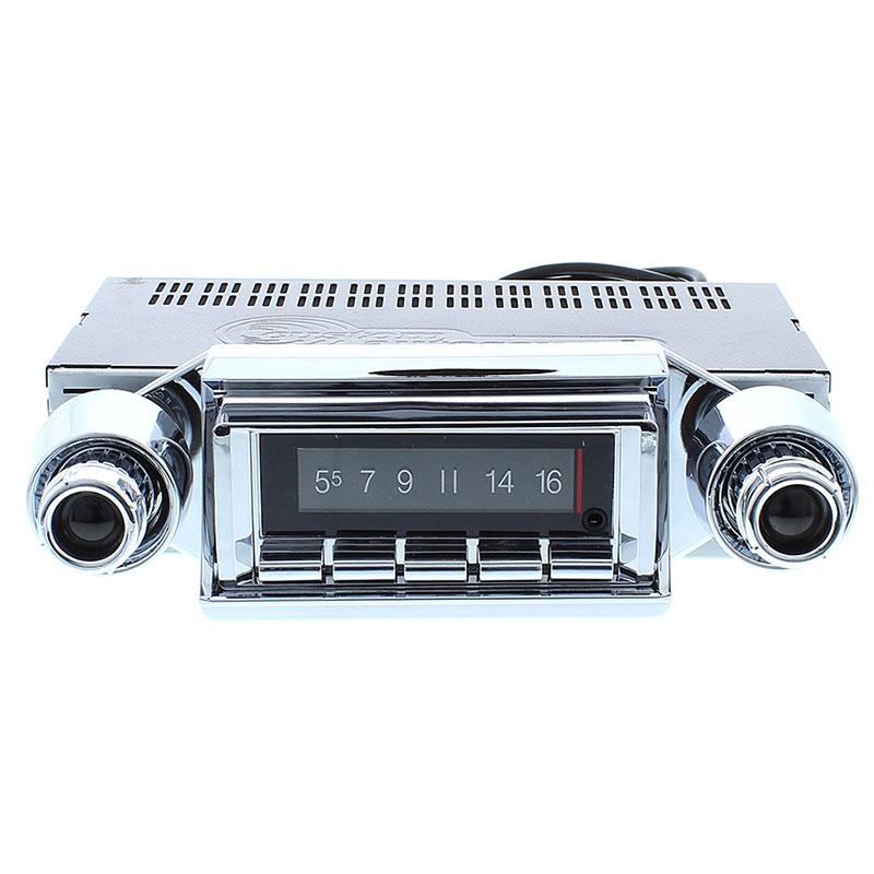 1957 Chevy Radio With Bluetooth USA-740: CAM-VECH-7-740