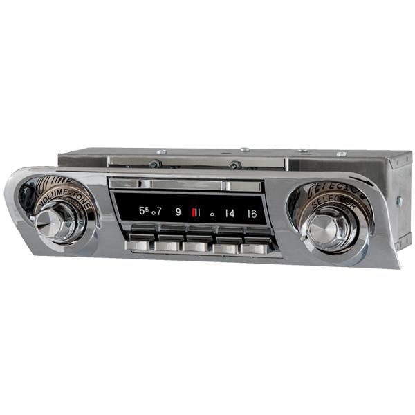 1959-1960 Chevrolet Wonderbar Radio With Bluetooth OE