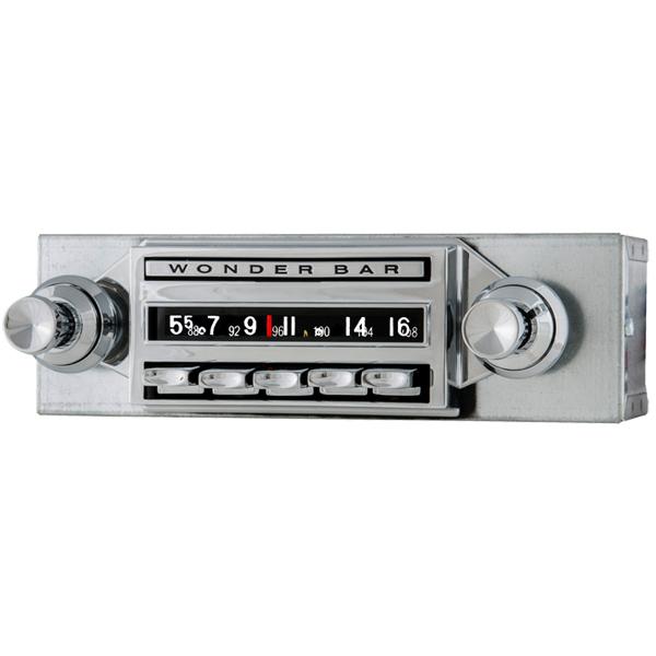 1961-1962 Corvette Wonderbar Radio OE Replica With