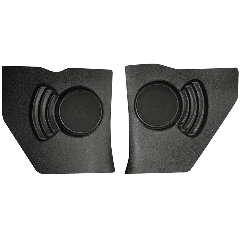 Impala Kick Panel Speakers on 1984 Buick Lesabre