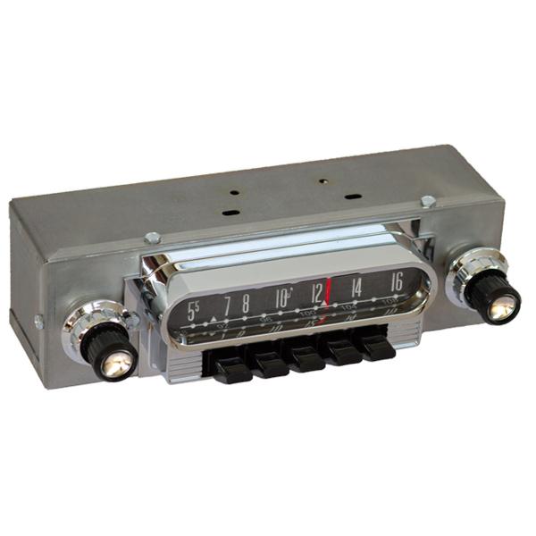 1960-61 Ford Radio (Galaxie Fairlane Custom) with Bluetooth