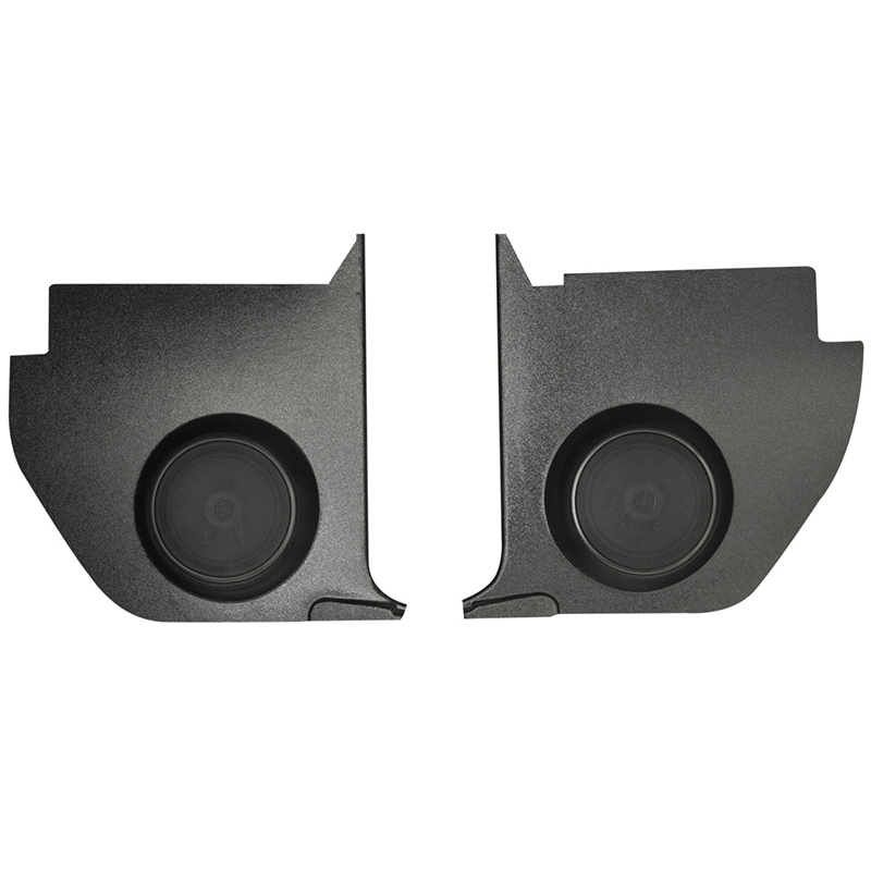 Falcon Convertible Ranchero Kick Panel Speakers on Ford Torino Ranchero