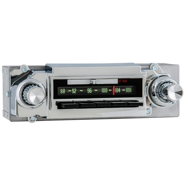 1963 Chevrolet Radio With Bluetooth OE Replica: 462201B