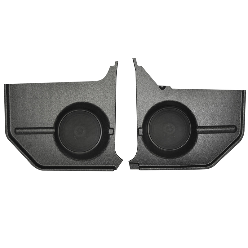Mustang Convertible Kick Panel Speakers on 1962 Ford Truck