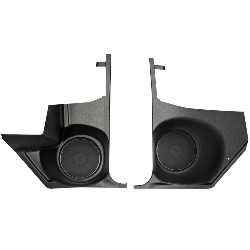 el camino speaker kick panels  factory air kelc