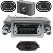 1964-1967 pontiac gto jl audio stereo kit