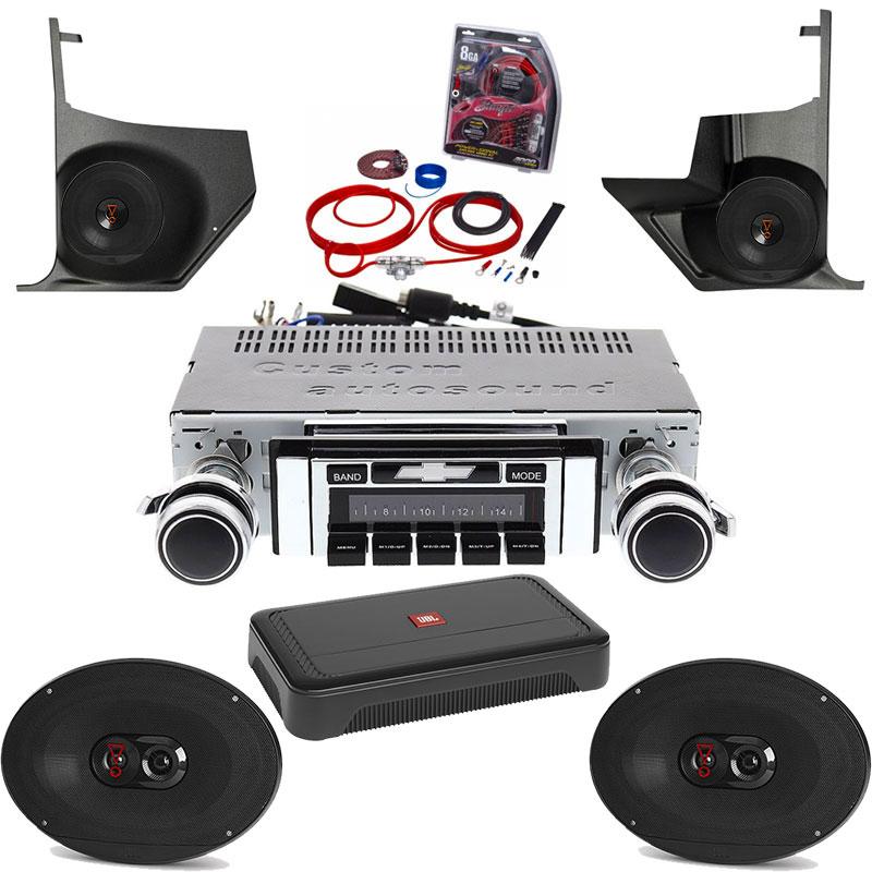 JBL by Harman - JBL Audio for Cars | Classic Car Stereos