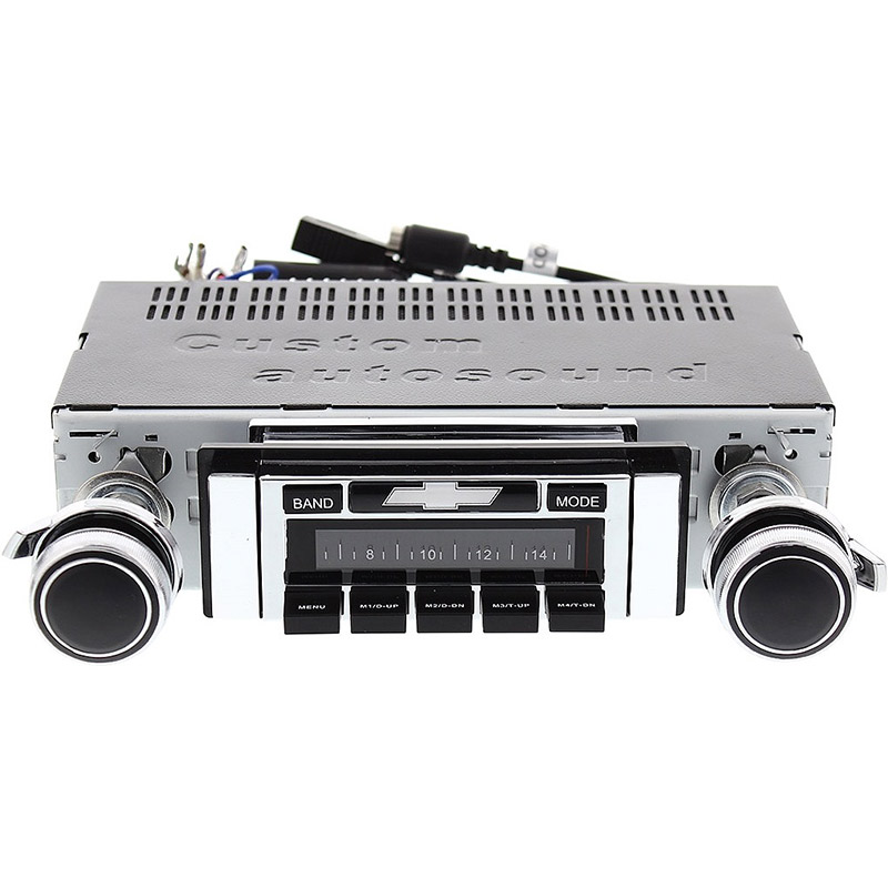 1964 chevelle radio usa 630 classic car stereos