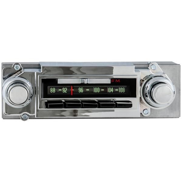 1964 Chevrolet Radio With Bluetooth JL Audio Stereo Kit