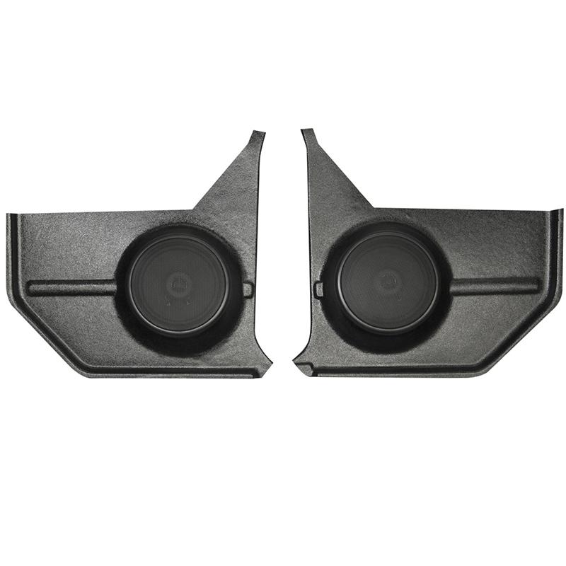 Mustang Convertible Kick Panel Speakers
