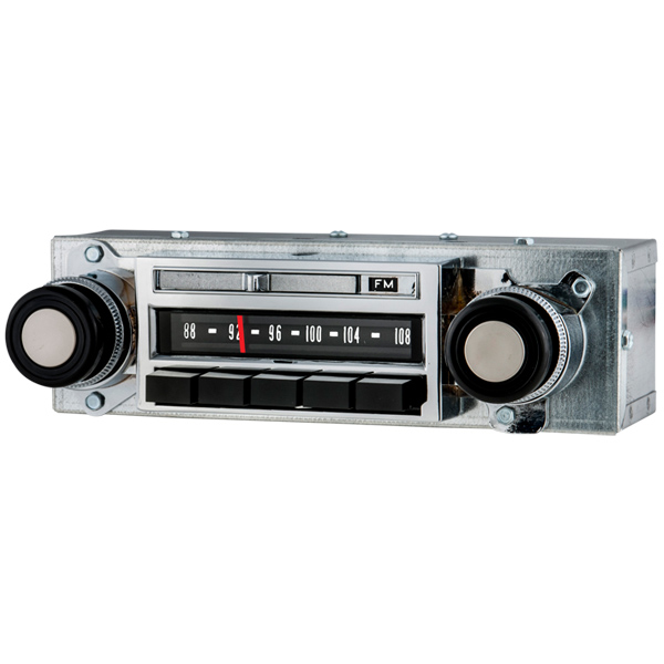 1989 Lincoln Town Car >> 1970-72 Chevy Truck (also fits '67-'69) Radio with ...
