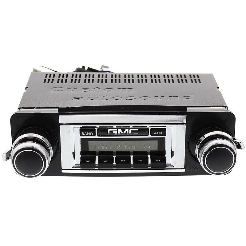 Gmc Pickup Truck Radio Usa