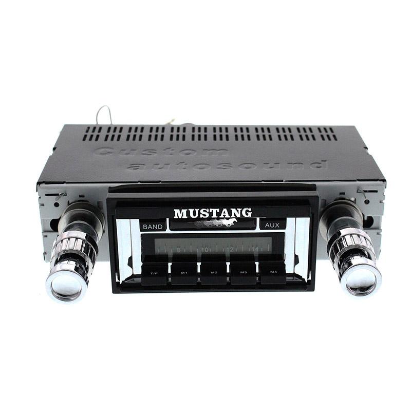 1967-1973 Mustang Radio USA-230: CAM-LM-USA-230