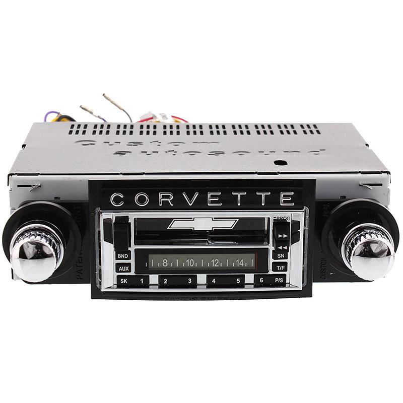 1968 1976 corvette radio usa 1 classic car stereos