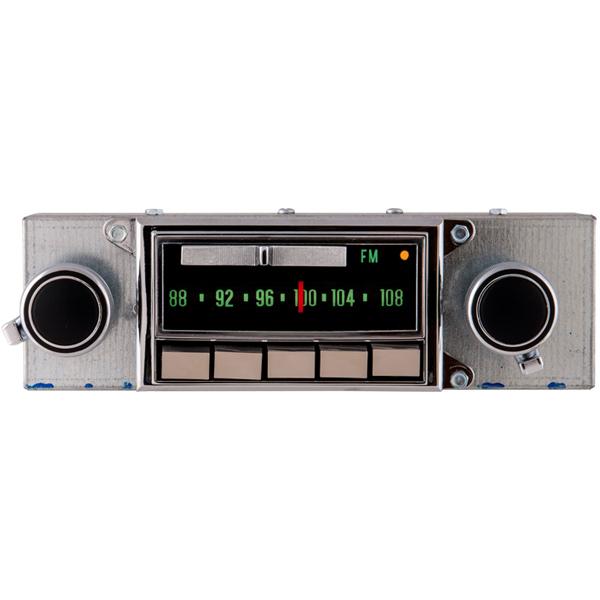 1968 Corvette Radio 1 - Corvette Radio With Bluetooth - 1968 Corvette Radio 1