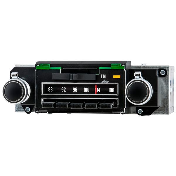 Usa 230 Custom Autosound Usa 230 Radio Classic Car Stereos