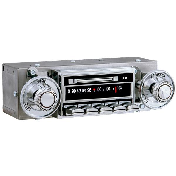 1970 72 Oldsmobile F 85 Cutlass 442 Radio Oe Replica With