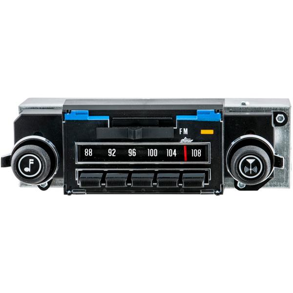 1971-72 Chevelle Radio with Bluetooth OE Replica: 912201B