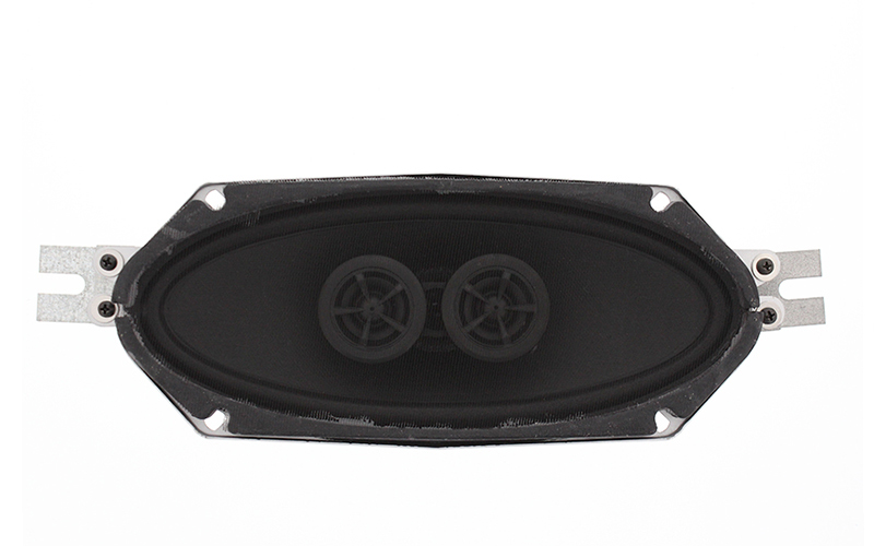 Cutlass Voice Coil Dual Dash Speaker Watt on 1968 Ford Ranchero