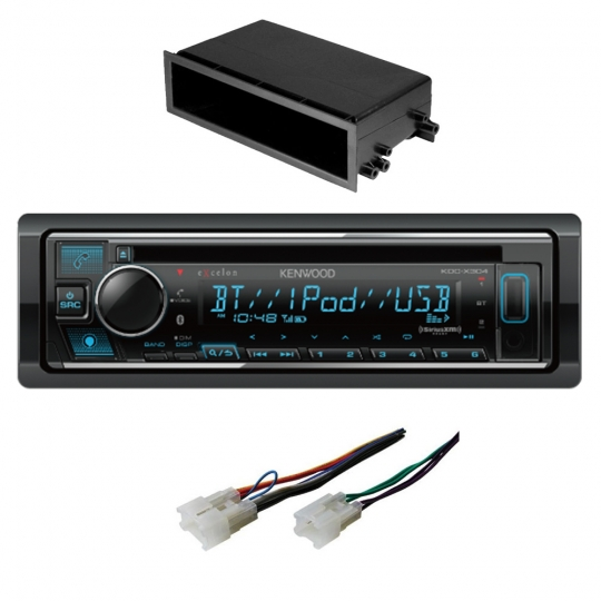 2000 2002 Toyota Tundra Radio With Cd Bluetooth Knw Ttun 00 02