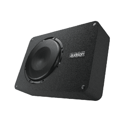 Audison Prima 10 In Dual 4 4 Ohm Sealed Subwoofer Enclosure Apbx10ds