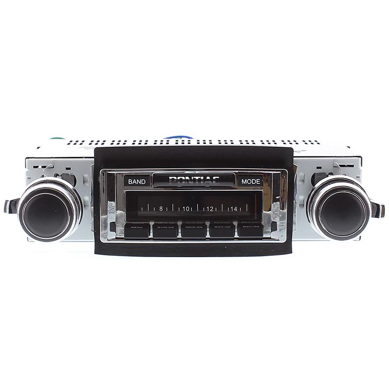 1970-1976 Pontiac Firebird JL Audio Stereo Kit