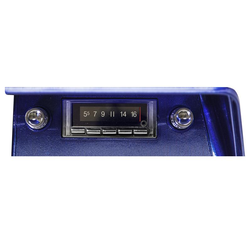 2019 Chevrolet Impala Camshaft: 1966 Caprice Radio With Bluetooth USA-740: CAM-CAP-66-740