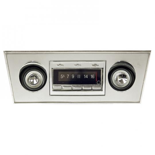 Vintage Car & Truck Parts 1963-1967 Chevy Corvette Bluetooth Radio