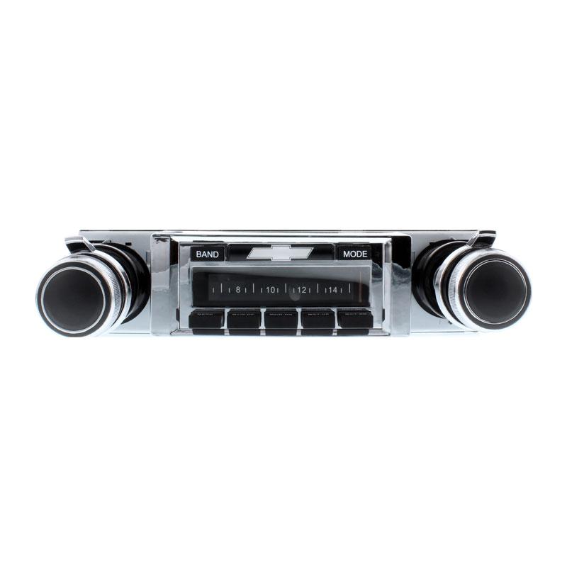 1968-1976 Chevy II Nova Hertz Cento Premium Stereo Kit