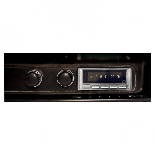 1971-1973 Plymouth Roadrunner Radio With Bluetooth USA-740