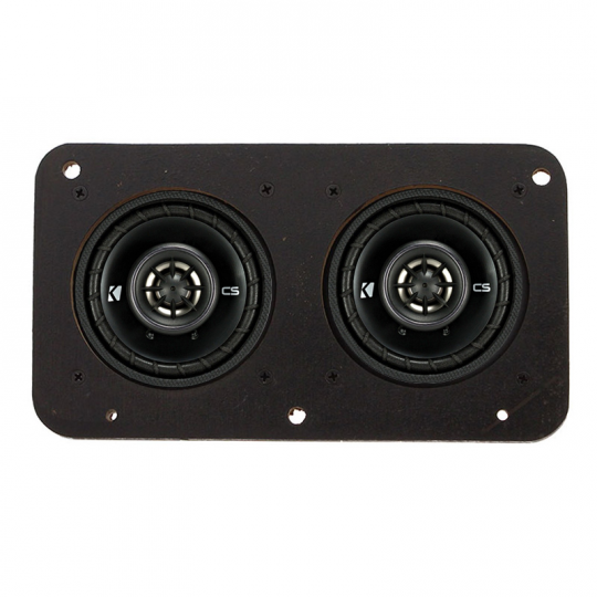 Kicker CS Series Dual Dash Mount Speakers