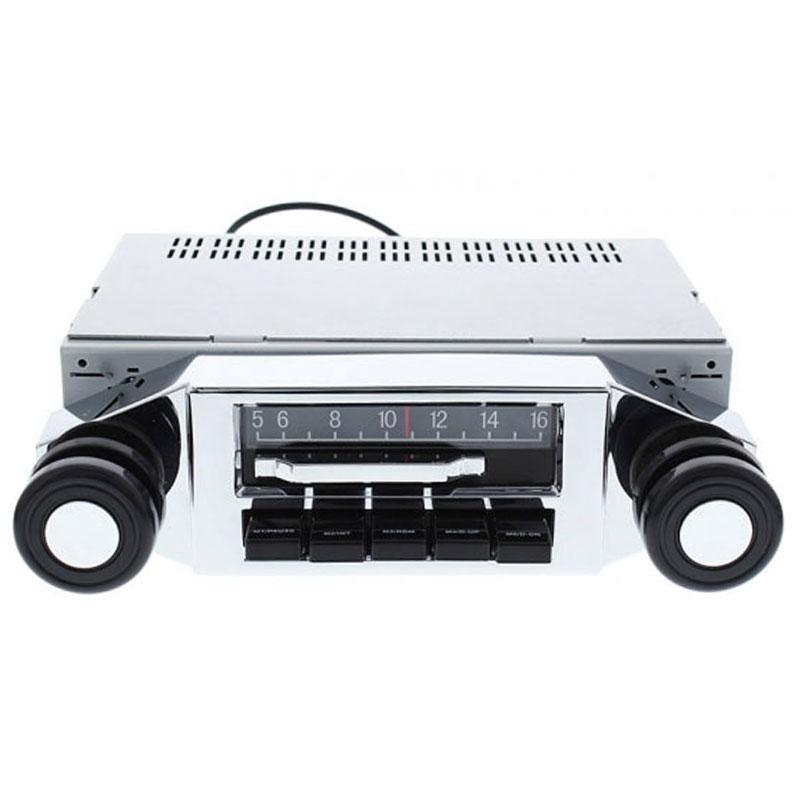 Custom Autosound Slidebar Classic Car Radio