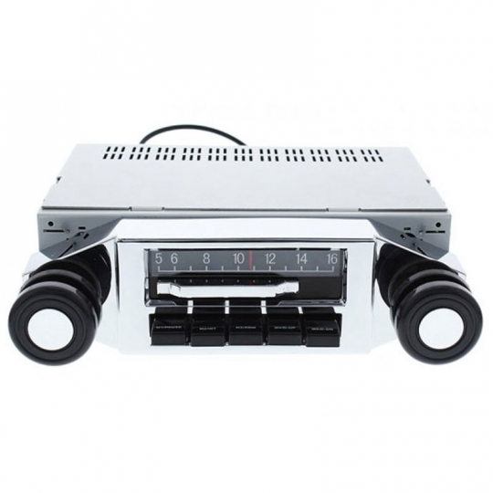 Custom Autosound Slidebar Classic Car Radio