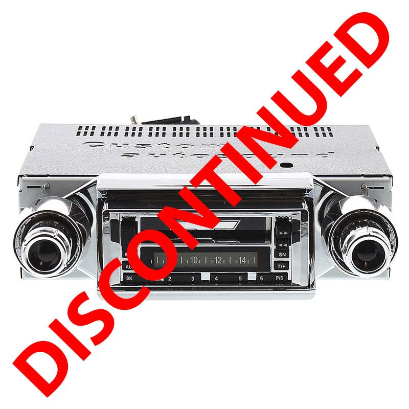 Custom Autosound Radios - Custom Autosound
