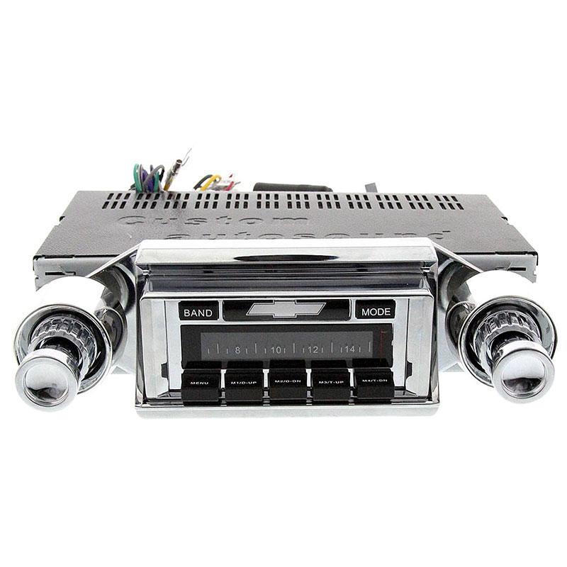 Custom Autosound Radios - Custom Autosound | Classic Car Stereos
