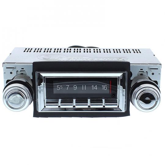 Custom Autosound USA-740 Classic Car Radio With Bluetooth