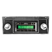 ford truck radios