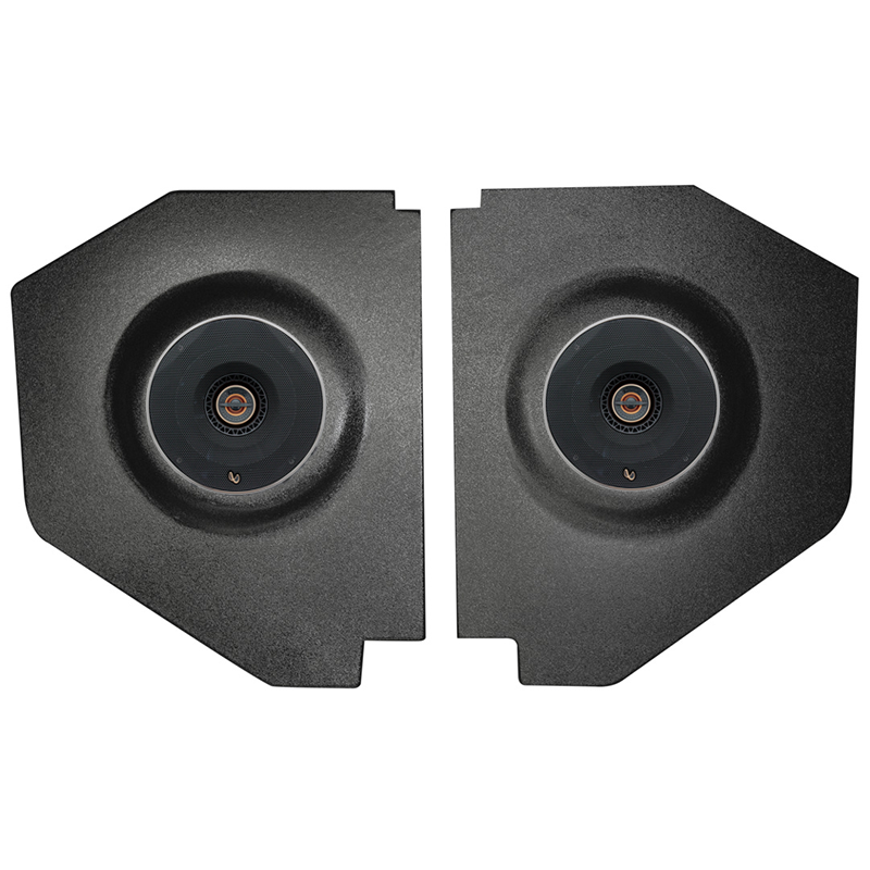 Infinity 1939 1940 Ford Convertible Kick Panel Speakers