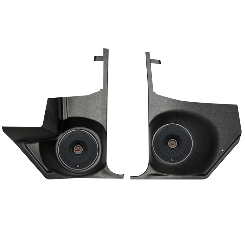 Infinity Chevelle Kick Panel Speakers With Ac on 1972 Buick Lesabre