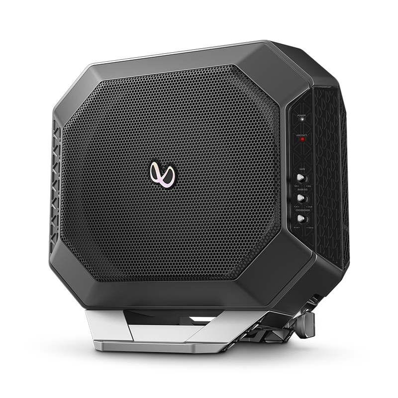 Infinity Basslink Dc 10 Quot Self Power Subwoofer With Passive