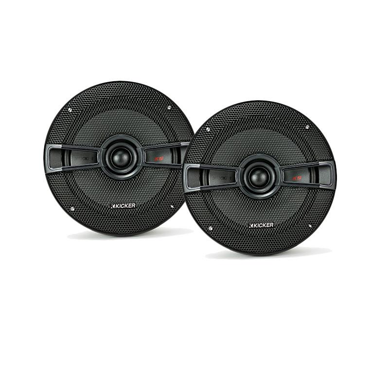 Kicker Ks670 Car Audio Ks Series 6 3 4 Component Speakers: 1957 Chevy 7 Speaker Stereo Kit: CAM-VECH-7-7PSK