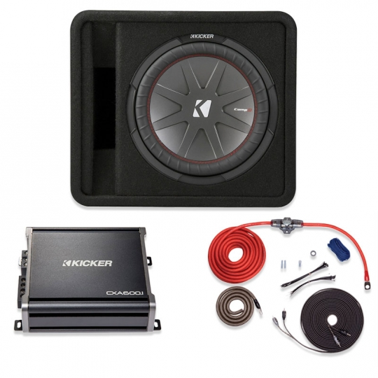 Kicker Subwoofer Kit - One 12
