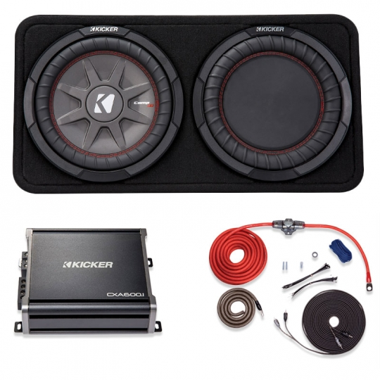 Kicker Subwoofer Kit - One 10