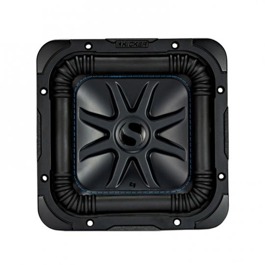 Kicker Solo-Baric L7S 8 Inch Subwoofer Dual Voice Coil 4-Ohm 450W ...