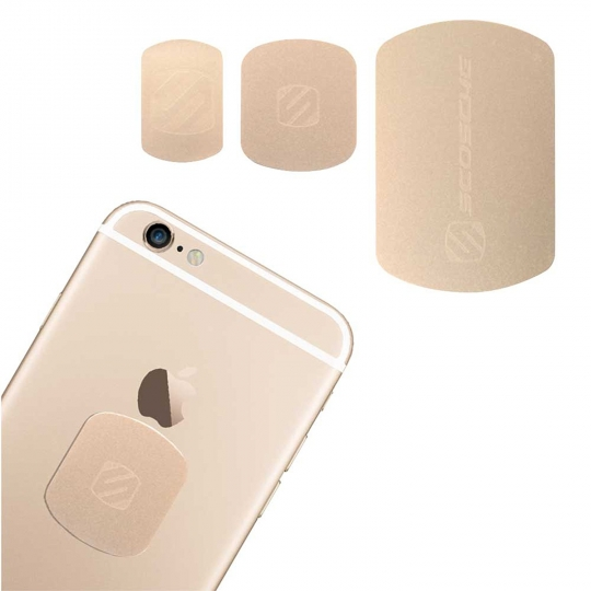 MagicMount Replacement Plate Kit Rose Gold