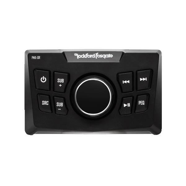Rockford Fosgate PMX-0R Punch Marine Wired Remote Control